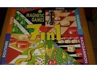 Magnetic Travel Game Set
