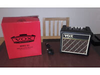 Vox Modeling Guitar Amplifier.