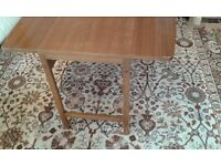 Small Drop Leaf Table - DELIVERY AVAILABLE