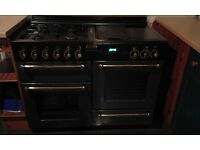Leisure Rangemaster 110 Green only £100 - must sell ahead of kitchen refit