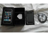 Apple iPhone 3GS - 8GB - Black (O2) Smartphone