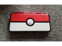 Limited Edition Pokeball 2DS xl Bundle