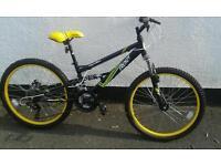 Junior Apollo frenzy bike