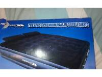 Electric Inflatable double bed