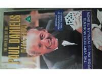 Best of Paul Daniels magic show vhs video