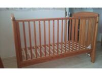 Ravenina Cotbed - Antique Pine