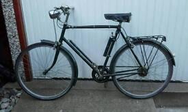 Raleigh vintage cycle