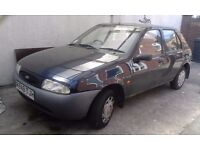 ford fiesta with low mileage