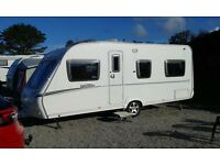 Abbey Vogue 495 4 berth. Very good condition, plus accessories.