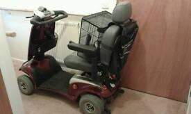 Kymco ForU midiXL mobility scooter