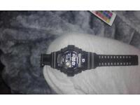 casio gshock watch worn once excellent condition