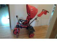 Baby/Kids bike 2in1