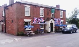 Village Pub Chef/Cook,Required immediate Start,Live in possible,Food service 5 Days a week.