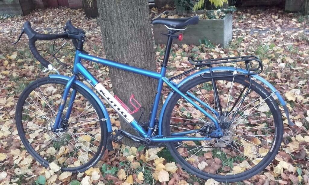 Kona Sutra 2013 Touring Road Bike Cost 1200 Free Used Pair Of