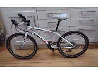 "Dawes Espoir 3000 24"" wheel junior road bike (in vgc)"