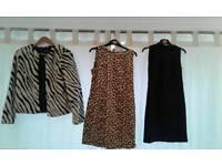 Various ladies clothes