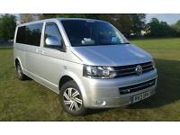 Volkswagen Transporter 9 seater Diesel Automatic, PCO