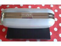 New Emporio Armani Parfums Clutch Bag
