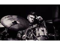 Professional Session Drummer Available