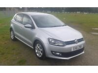 2011 (61) Volkswagen Polo Match 1.2 TDI - One Owner With FSH