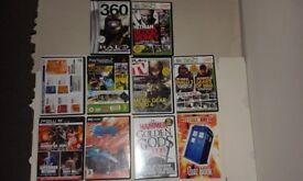 Old PC games selection bundle.