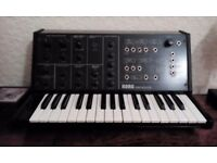 MS10 synth by KORG