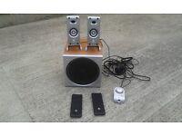logitech pc speakers