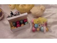 WEDDING FAVOUR BOXES...EASTER FAVOUR/GIFT BOXES FILLED WITH LINDT CHOCOLATE EGGS