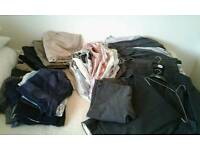 45 items men's clothes