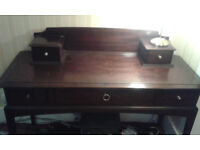 Stag Minstrel Dressing Table/Hall table/desk