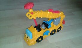 Play Doh Cars Buster Power Crane