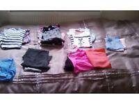 Girls age 10-11 summer/autumn clothes bundle