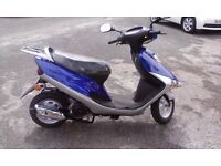 Scooter/moped 50cc 4stroke Brand new, electric & kickstart
