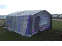 Jamet 4 sleeper trailer tent