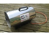 SIP Fire Ball 80 DVS Propane Gas Space Heater
