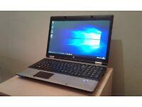 HP ProBook i3 5 Hours Battery 4 GB Ram Windows 10 & Office 2016