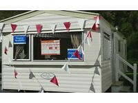 Delta Primero at Pendine Sands - ideal starter caravan! Bargain for beginners