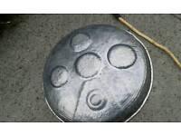 cherry stick gong ( moon gong )