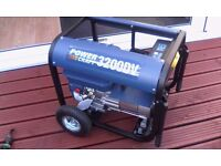power craft 3200 watts dual generator