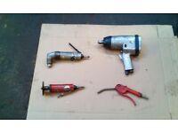various air tools