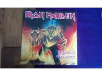 Iron maiden record