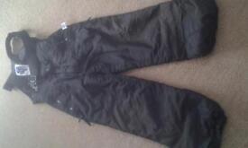 ski trousers 8 years