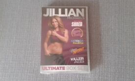 Jillian Michaels ultimate boxset.