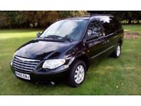 CHRYSLER GRAND VOYAGER LTD, 7 SEATER, DIESEL, AUTOMATIC