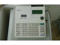 Casio SE - S300 Electronic Cash Register in excellent condition plus 50 thermal till rolls