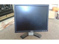 Dell flat screen monitor