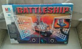 MB Games Battleship