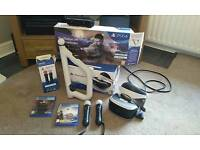 PlayStation VR bundle with Farpoint and aim