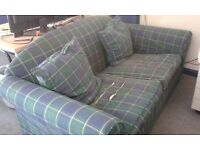 Two Seater Sofa (ideal for up cycling project)