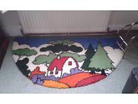 wool rugs £10 each.